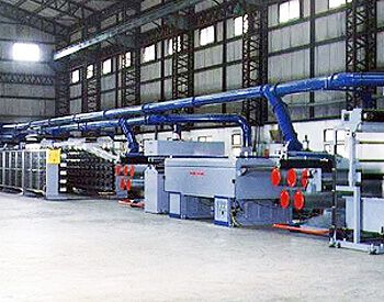PP.&PE. FLAT YARN MAKING MACHINE WHOLE PLANT PROJECT FOR CEMENT/WOVEN BAG